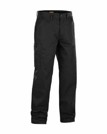 Blaklader 1725 Trousers 65% Polyester, 35% Cotton (Black)